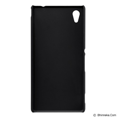 NILLKIN Frosted Hard Case Sony Xperia M4 Aqua - Black - Casing Handphone / Case