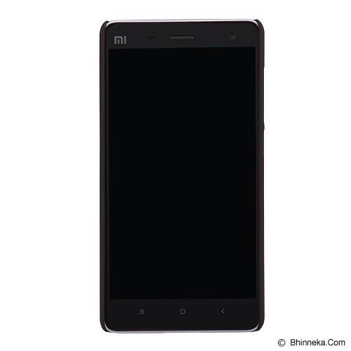 NILLKIN Frosted Hard Case Xiaomi Mi4i - Brown - Casing Handphone / Case