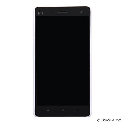 NILLKIN Frosted Hard Case Xiaomi Mi4i - White - Casing Handphone / Case
