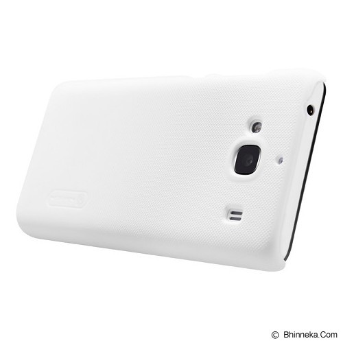 NILLKIN Frosted Hard Case Xiaomi Redmi 2 - White - Casing Handphone / Case