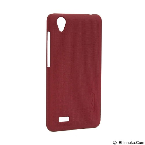 NILLKIN Frosted Shield Case Vivo Y31 - Red (Merchant) - Casing Handphone / Case