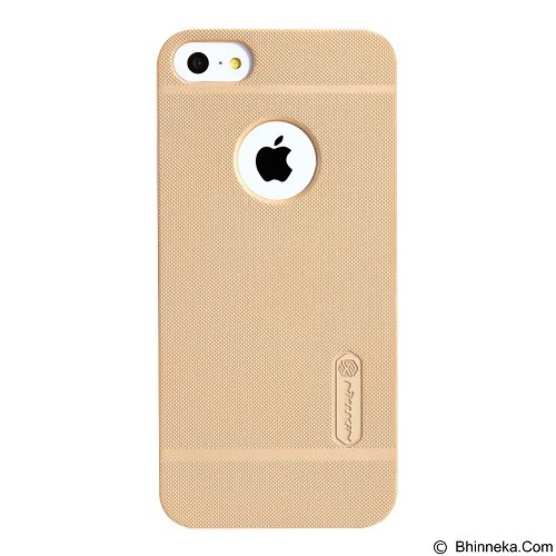 NILLKIN Frosted Shield Case iPhone 4 - Gold (Merchant) - Casing Handphone / Case