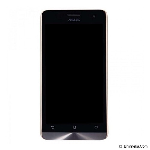 NILLKIN Hard Case Asus Zenfone 5 - Gold - Casing Handphone / Case