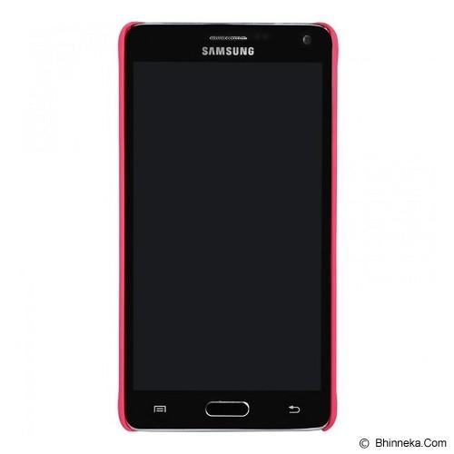 NILLKIN Hard Case Samsung Galaxy Note 4 N9100 - Red - Casing Handphone / Case