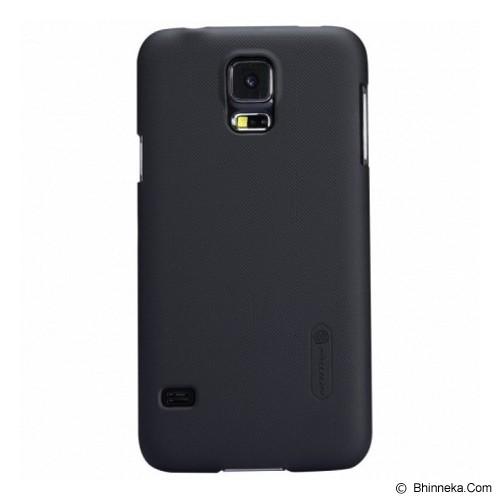 NILLKIN Hard Case Samsung Galaxy S5 i9600 - Black - Casing Handphone / Case