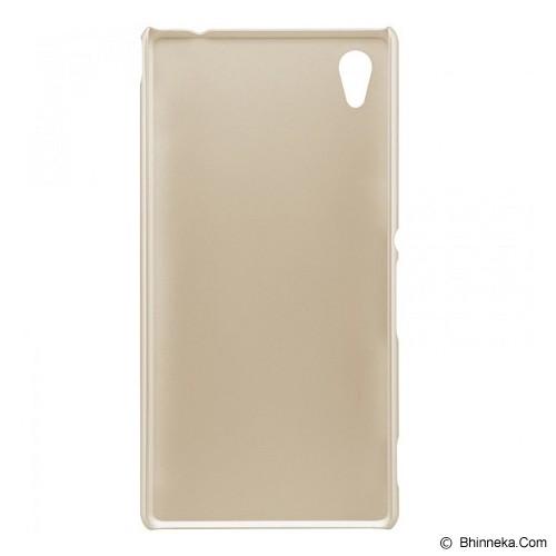 NILLKIN Hard Case Sony Xperia M4 Aqua - Gold - Casing Handphone / Case