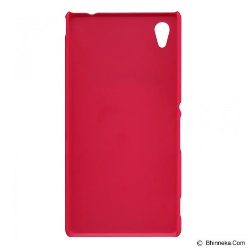 NILLKIN Hard Case Sony Xperia M4 Aqua - Red - Casing Handphone / Case
