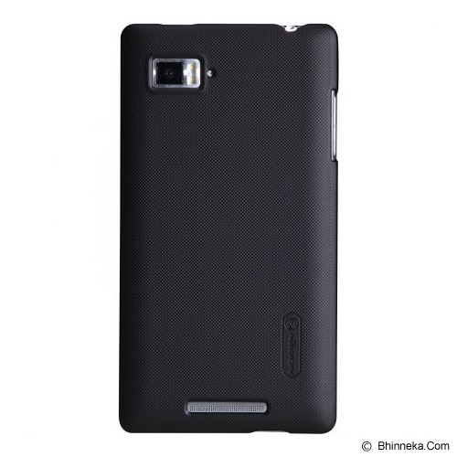 NILLKIN Lenovo Vibe Z K910 Frosted Back Case - Black - Casing Handphone / Case