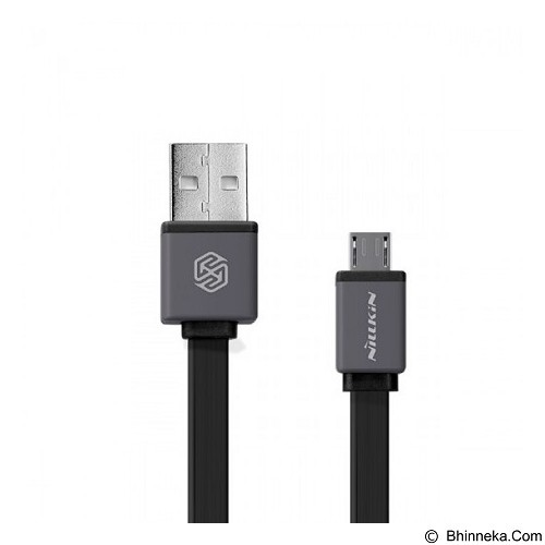 NILLKIN Mini Cable Sync and Charge Micro USB 30cm - Black (Merchant) - Cable / Connector Usb