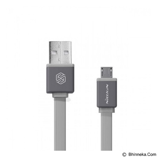 NILLKIN Mini Cable Sync and Charge Micro USB 30cm - Grey (Merchant) - Cable / Connector Usb