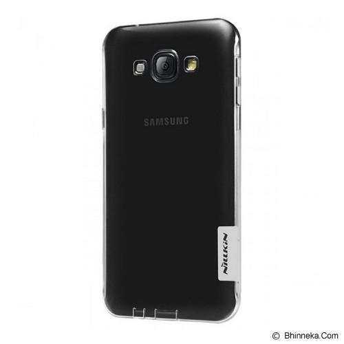 NILLKIN Nature TPU Case Samsung Galaxy A8 a800 - Clear - Casing Handphone / Case