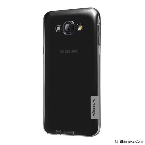 NILLKIN Nature TPU Case Samsung Galaxy A8 a800 - Grey - Casing Handphone / Case