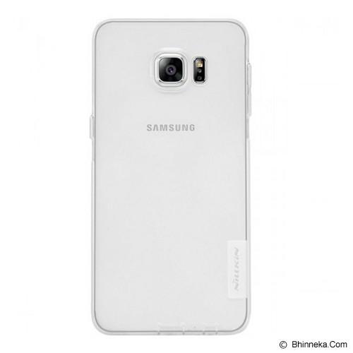 NILLKIN Nature TPU Case Samsung Galaxy S6 Edge Plus G928 - Clear - Casing Handphone / Case