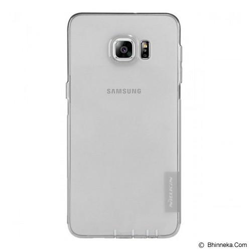 NILLKIN Nature TPU Case Samsung Galaxy S6 Edge Plus G928 - Grey - Casing Handphone / Case