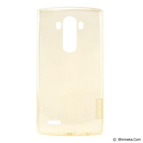 NILLKIN Nature TPU Soft Case LG G4 - Brown - Casing Handphone / Case