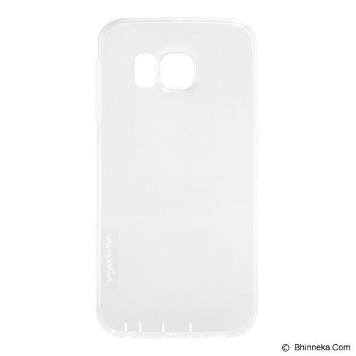 NILLKIN Nature TPU Soft Case Samsung Galaxy S6 - Clear - Casing Handphone / Case
