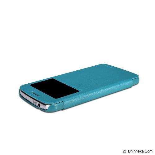 NILLKIN Samsung Galaxy Grand 2 G7106 Sparkle Leather Case - Blue - Casing Handphone / Case