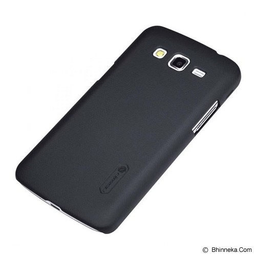 NILLKIN Samsung Grand 2 Frosted Back Case - Black - Casing Handphone / Case