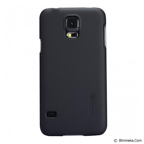 NILLKIN Samsung S5 Frosted Back Case - Black - Casing Handphone / Case