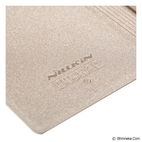 NILLKIN Sparkle Window Flip Case Cover Lenovo P70 - Gold - Casing Handphone / Case