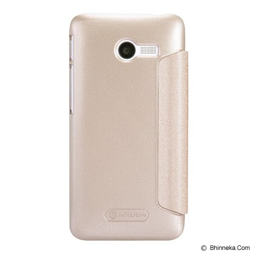 NILLKIN Sparkle for Asus Zenfone 4 - Gold - Casing Handphone / Case