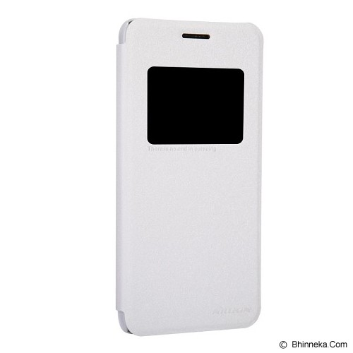NILLKIN Sparkle for Asus Zenfone 5 - White - Casing Handphone / Case