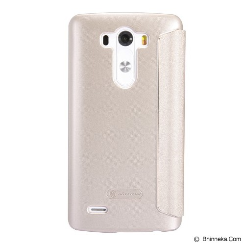 NILLKIN Sparkle for LG G3 - Gold - Casing Handphone / Case