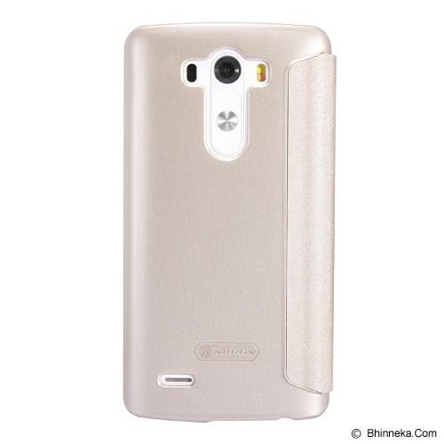 NILLKIN Sparkle for LG G3 - Gold - Casing Handphone / Case