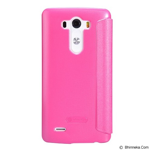 NILLKIN Sparkle for LG G3 - Pink - Casing Handphone / Case
