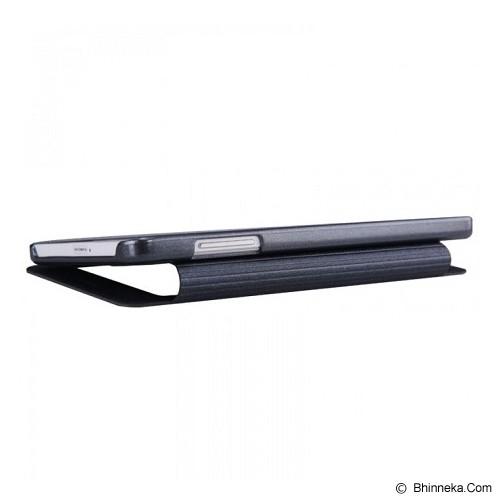 NILLKIN Sparkle for Samsung Galaxy A7 a700 - Black - Casing Handphone / Case