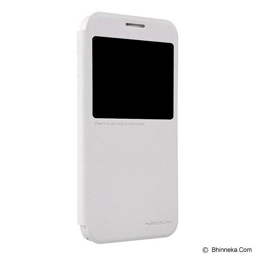 NILLKIN Sparkle for Samsung Galaxy S6 - White - Casing Handphone / Case