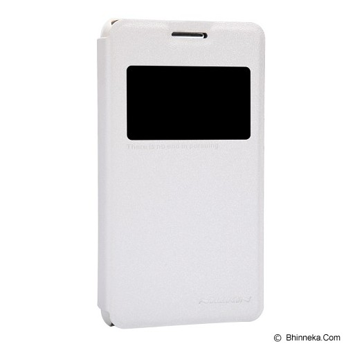 NILLKIN Sparkle for Sony Xperia E1 - White - Casing Handphone / Case
