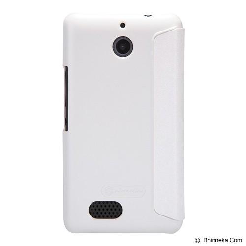 NILLKIN Sparkle for Sony Xperia E1 - White - Casing Handphone / Case
