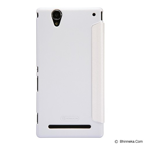 NILLKIN Sparkle for Sony Xperia T2 Ultra - White - Casing Handphone / Case