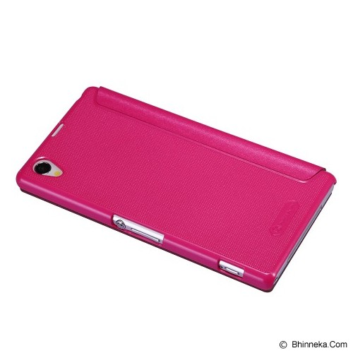 NILLKIN Sparkle for Sony Xperia Z1 - Pink - Casing Handphone / Case