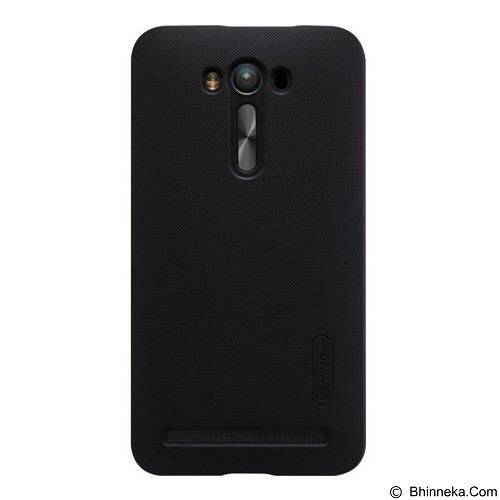 NILLKIN Super Frosted Shield Asus Zenfone 2 Laser 5.5 - Black (Merchant) - Casing Handphone / Case