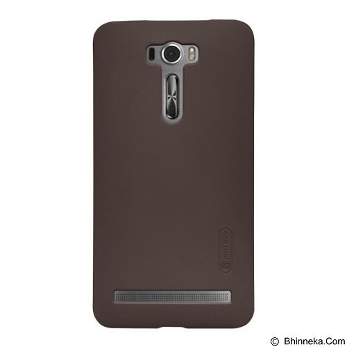 NILLKIN Super Frosted Shield Asus Zenfone 2 Laser 6.0 - Brown (Merchant) - Casing Handphone / Case