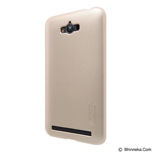 NILLKIN Super Frosted Shield Asus Zenfone Max ZC550KL - Gold (Merchant) - Casing Handphone / Case