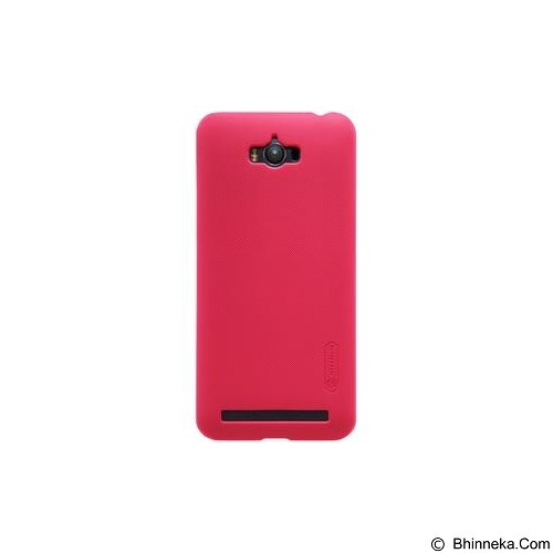 NILLKIN Super Frosted Shield Asus Zenfone Max ZC550KL - Red (Merchant) - Casing Handphone / Case