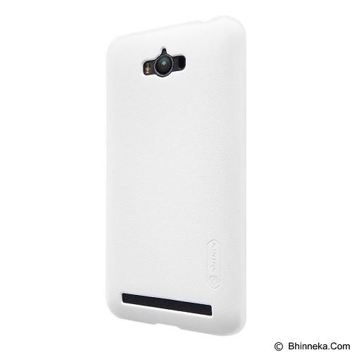 NILLKIN Super Frosted Shield Asus Zenfone Max ZC550KL - White (Merchant) - Casing Handphone / Case