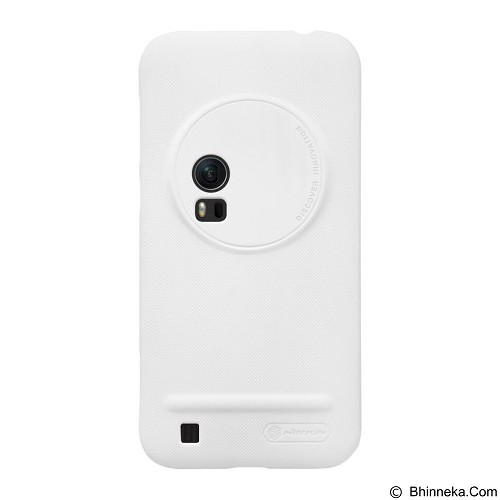 NILLKIN Super Frosted Shield Asus Zenfone Zoom ZX551ML - White (Merchant) - Casing Handphone / Case