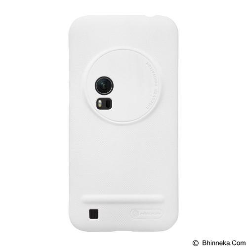 NILLKIN Super Frosted Shield Asus Zenfone Zoom ZX551ML - White (Merchant) - Casing Handphone / Case