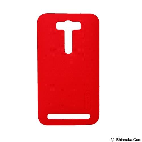 NILLKIN Super Frosted Shield Hardcase Asus Zenfone Laser 5.0 - Red  (Merchant) - Casing Handphone / Case