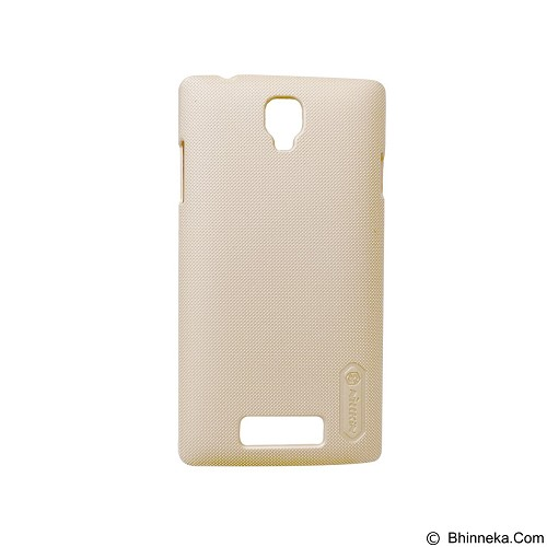 NILLKIN Super Frosted Shield Hardcase Lenovo A1000 - Gold  (Merchant) - Casing Handphone / Case
