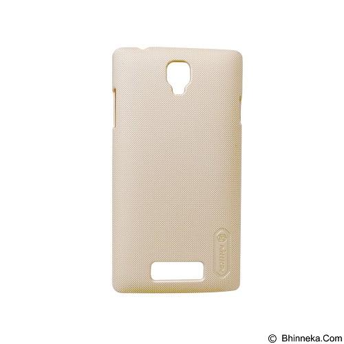 NILLKIN Super Frosted Shield Hardcase Lenovo A1000 - Gold  (Merchant) - Casing Handphone / Case