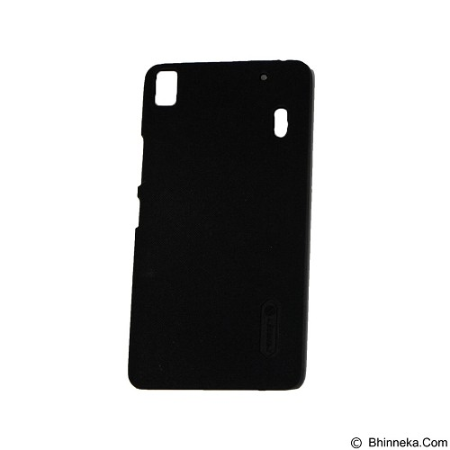 NILLKIN Super Frosted Shield Hardcase Lenovo A7000 - Black (Merchant) - Casing Handphone / Case