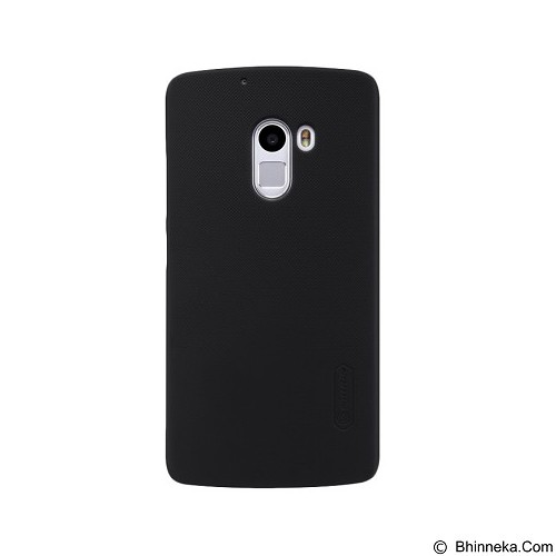 NILLKIN Super Frosted Shield Hardcase Lenovo Vibe X3 Lite/K4 Note - Black (Merchant) - Casing Handphone / Case