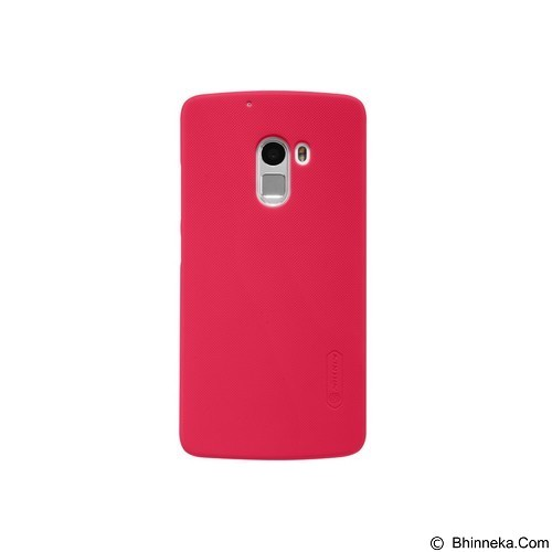 NILLKIN Super Frosted Shield Hardcase Lenovo Vibe X3 Lite/K4 Note - Red (Merchant) - Casing Handphone / Case