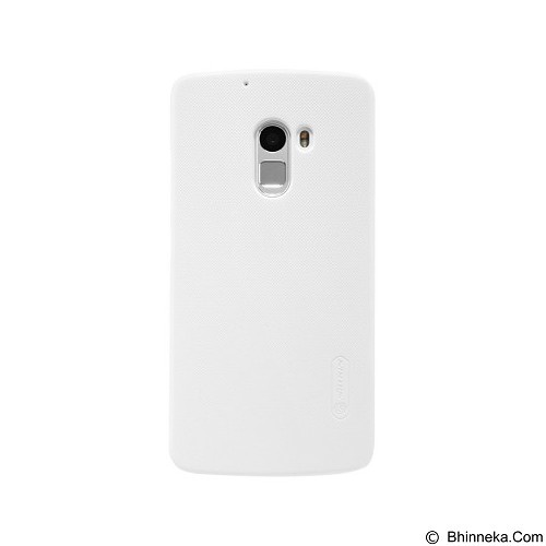 NILLKIN Super Frosted Shield Hardcase Lenovo Vibe X3 Lite/K4 Note - White (Merchant) - Casing Handphone / Case