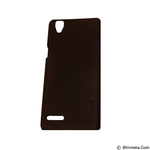 NILLKIN Super Frosted Shield Hardcase Oppo F1 - Brown (Merchant) - Casing Handphone / Case